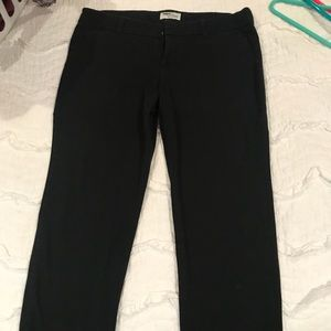 Old navy diva ankle blank pants stretchy